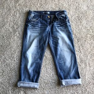 Express Jeans, size 8. RN# 55285